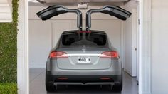 Cool Tesla 2017: Why Tesla Model X is late (hint, it could be the falcon doors) Check more at http://24cars.top/2017/tesla-2017-why-tesla-model-x-is-late-hint-it-could-be-the-falcon-doors/