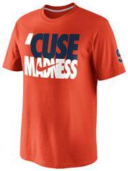 Syracuse Orange Nike Basketball Madness T-Shirt #Cuse http://www.fansedge.com/Syracuse-Orange-Basketball-Madness-T-Shirt-_-1991243458_PD.html?social=pinterest_pfid66-57526
