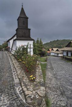 Old Village of Hollókő by HJB_FDS