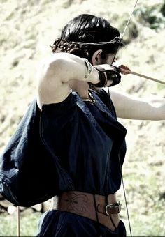 """""""Noxa never had favored archery — fighting with a katana or a spear came much more naturally — but she would give it a shot. High Fantasy, Medieval Fantasy, Story Inspiration, Character Inspiration, Half Elf, Outlander, Captive Prince, Vox Machina, Vikings"""
