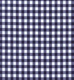 Choose from home decorating, bridal, fashion, utility, quilting, outdoor, and more fabric. Fast shipping everyday. Buy now! Gingham Fabric, Polka Dot Fabric, Blue Gingham, Gingham Check, Polka Dots, Drapery Fabric, Fabric Decor, Nursery Fabric, Nursery Room