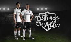 Presentada la camiseta Under Armour de Colo-Colo para 2017