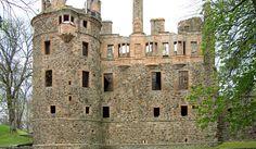 Huntly Castle, Huntly, Aberdeenshire - Scotland