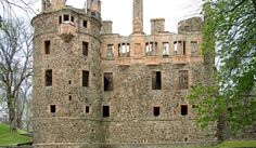 Huntly Castle, Huntly, Aberdeenshire - Scotland