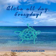 Aloha all day, Everyday! Kapalua Bay, Maui Maui, Hawaii, Kapalua Bay, Lucky Penny, Island, Islands, Hawaiian Islands