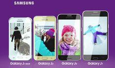 Harga HP Samsung Galaxy J Series Terbaru, Terjangkau Berkualitas