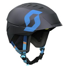 From the Freeride World Tour to backcountry spots across the globe, SCOTT athletes trust their heads with this SCOTT Symbol MIPS helmet.