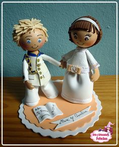 #Fofuchas mini personalizadas, para regalar a sus #invitados en #bodas #comuniones, #bautizos, etc. Puede solicitar su presupuesto personalizado http://arte-y-artesania.com/es/contactenos