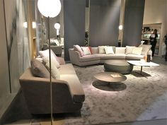 Plush Sofas with a touch of the finest Italian detailing. Is there a better way to reach sophistication? Modern Sofa, Sofas, Plush, Italy, Furniture, Modern Couch, Couches, Italia, Canapes