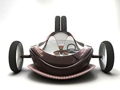 TRANSPORTATION TUESDAY: Futuristic MAG LEV Concept Car