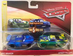 VOITURE DISNEY PIXAR CARS Éric Braker