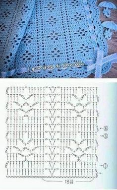 Hexagon Crochet Pattern, Crochet Bedspread Pattern, Crochet Stitches Patterns, Crochet Diagram, Crochet Chart, Filet Crochet, Crochet Motif, Crochet Designs, Stitch Patterns