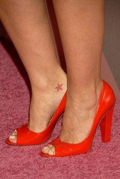 small foot tattoos - Google Search