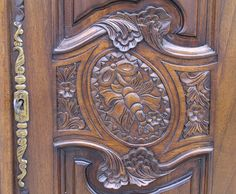 Normandy Armoire