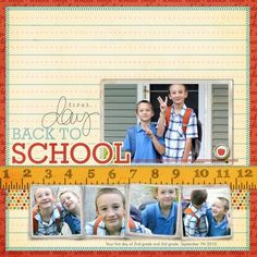 First Day Back To School by Jennifer Hignite