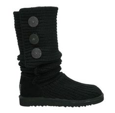 UGG Classic Cardy 5819 Boots Black