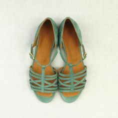 Gipsy Flat Sandal by Chie Mihara | Shoes | Lille Boutique I need to find an affordable copy of these ASAP.