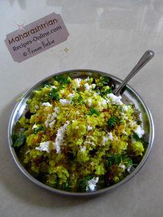 kande pohe recipe maharashtrian style
