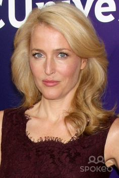 LOS ANGELES - JAN 19: Gillian Anderson at the NBC TCA Winter 2014 Press Tour at Langham Huntington Hotel on January 19, 2014 in Pasadena, CA
