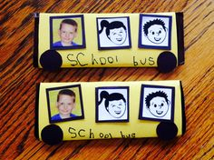 Bus Driver End of year gift craft