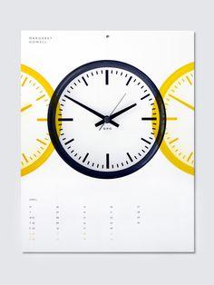 StudioSmall - Margaret Howell Calendars