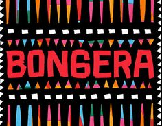 """Check out new work on my @Behance portfolio: """"Bongera"""" http://on.be.net/1IyARQ5"""