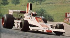 Rolf Stommelen Embassy Racing, Lola-Ford, Austria 74