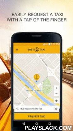 Easy Taxi - Book Taxi Cab App  Android App - playslack.com ,  Welcome to the new Easy Taxi experience★★★Chosen by Google Play as one of the Best Apps★★★Find out why more than 20 million users in 420 cities across 30 countries trust Easy Taxi! Enjoy the ride!【Features】◉ Easy Taxi Connect: Save time with Easy Taxi Connect! Just select any taxi parked nearby to connect directly.◉ Fast: We always assign the nearest taxi to pick you up.◉ Safe: We thoroughly train each driver. Rating system helps…