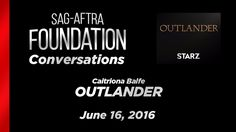Conversation with Caitriona Balfe - I love that she reads so much to prepare for roles. Intelligent, funny, compassionate, she's perfect.