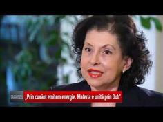 "RS - ""Prin cuvant emitem energie. Duhul uneste materia!"" (Prof. C. Dulcan, Dr. Mihaela Gheorghiu) - YouTube Youtube, Youtubers, Youtube Movies"