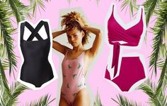 I'm still searching for sustainable, ethical swimwear that is affordable and looks good - here are some of my current favourites. Bikinis, Swimwear, One Piece, Posts, Retro, Summer, Fashion, Bathing Suits, Moda