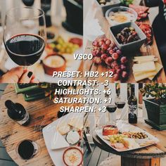 VSCO Filters for Food – VSCO FILTER HACKS Best Vsco Filters, Expensive Camera, Vsco Presets, Aesthetic Beauty, Instagram Feed, Food Photography, Photo Editing, Hacks, Make It Yourself