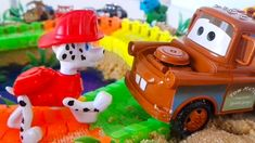 MATER SAVES THE DAY!!! with Marshall, Paw Patrol & Disney/Pixar Cars #littlesproutstv #southafricankidsyoutubechannel     #funforkids  #YoutubeKids #Disney   #PawPatrol #slime  #matersavestheday     #disneycars #youtubecreator #toyreviewchannel     #carvideosforkids #matercars #nickleodeon  #pawpatrolmarshall Disney Pixar Cars, Save The Day, Car Videos, Paw Patrol, Slime, Sprouts, Cool Kids, The Creator, Entertaining