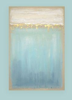 Original Painting Abstract Acrylic Art Abstract by OraBirenbaumArt