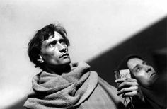 Antonin Artaud (in THE PASSION OF JOAN OF ARC)