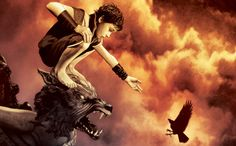 My Vision of Game of Thrones' Bran Stark, Atop Winterfell Game Of Thrones Artwork, Game Of Thrones Series, Game Of Thrones Fans, Bran Stark, Real Madrid, Game Of Trones, Fire Book, Fire Art, Winter Is Here