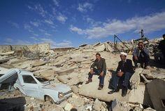 ALGERIA El Asnam Earthquake October 10, 1980