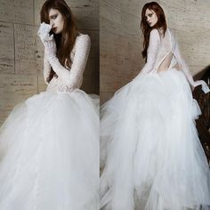 J Aton Couture Wedding Dress For Sale