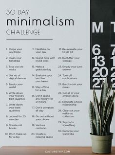 The Minimalism Challenge - Samantha Fashion Life - . - The 30 Day Minimalism Challenge – Samantha Fashion Life – -