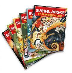 Suske en Wiske - unieke collectie