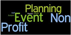 Why Non Profit Event Planning May Be for You