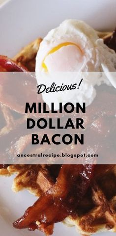 MILLION DOLLAR #BACON | Blue Valley Kitchen