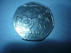 Monete da collezione: Victoria Cross UK- commemorative     Raro