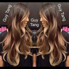 Guy Tang ombre perfection