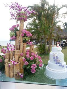 bodas de playa! romantic style wedding, bodas panama, by butterfly events panama