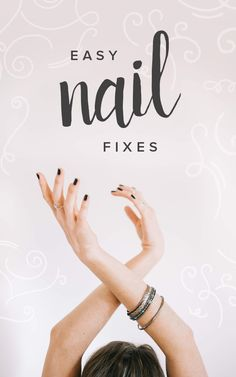 Give your nails a break from polish and let them go natural with these products.