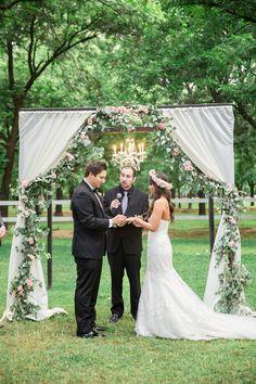 Garden Weddings in Arizona | Stella York wedding dress