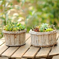 Plant Pot Micro Mini Hanging Planters Garden Flower Pot Holders Succulent DIY Container with Sweet House for Home Decoration and Holiday Gift