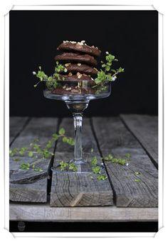 Cookies de Chocolate con Nueces