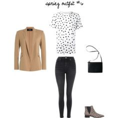 Spring Capsule Wardrobe Outfit #6